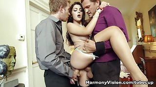 Valentina Nappi in Stunning Dp - HarmonyVision