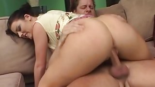 Hottest pornstar Sophie Dee in horny facial, squirting adult clip