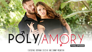 Adriana Chechik & Danny Mountain in Polyamory, Episode 4 Video