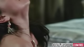 Digital Playground - Wife walks in while Vicki Chase is getting fucks