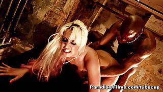 Brooklyn Blue & Sensi in Let´s Bring Him In - Paradise-Films