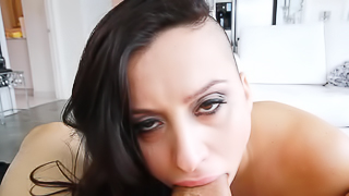 Unmatched bitch satisfies all sexual needs of her horny male