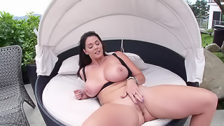 Another hot Bang Bros video, Alison Tyler gets fucked and creamed