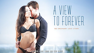Chloe Amour & Seth Gamble in A View To Forever Video