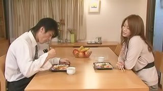 Seira Moroboshi attacked by randy lovers with hard dicks