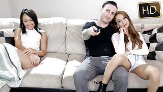 Holly Hendrix in Fifth Base And A Movie - TeamSkeet