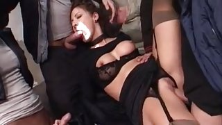 Husband Watches Wife Recorded Orgy
