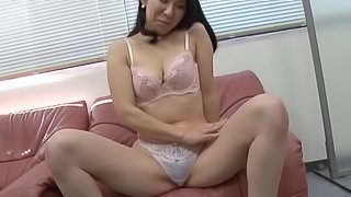 Cute Japanese milf is eager to get fucked hardcore