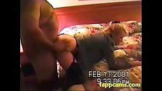 59-slut wife gets gangbanged