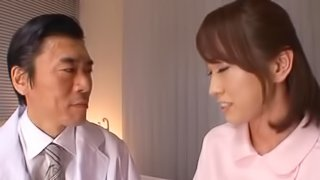 Super Hot Sex With A Gorgeous Japanese Milf.
