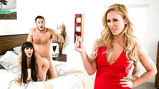 Mercedes Carrera & Danny MountainThe One Night Stand: Part Two - PrettyDirty