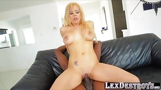 College and slutty Luna Star auditions to Lex and gets fucked