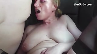 Handsome experienced female getting cock been blowed