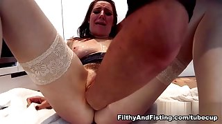 Samantha Bentley in Fisting A Superstar - FilthyAndFisting