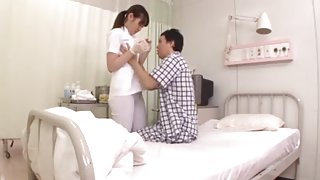 Nurse in Hospital cant resist Patients 1of8 censored ctoan