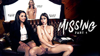 Allie Haze & Karla Kush & Riley Reid in Missing: Part Four - GirlsWay