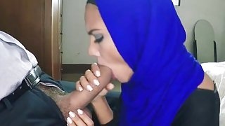 Arab couple homemade Anything to Help The