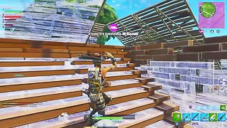 FORTNITE NOOBS GET ANALED IN 4 V 1 CLUTCH