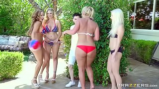 4th of July Done Right - Brazzers