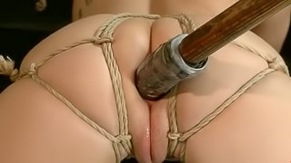 Masturbation Session Turns Into Torture!