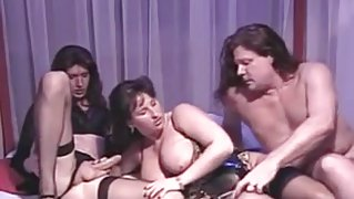 woman fuck and fist a man and a CD