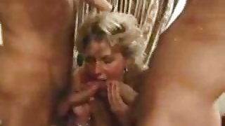 British MILF fucked in every hole and she loved it
