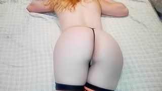 Icing on my step sister pussy (creampie)