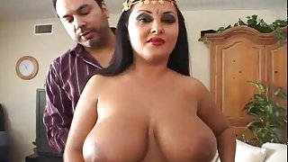 Huge Boobs Indian Slut @ Curry Cream Pie #10