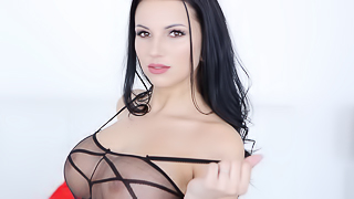 Curves and Toys - German Juicy Pussy Masturbation Solo